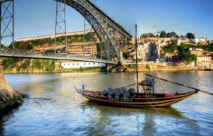 Pont Louis 1er - Un van sur la route #vanlife